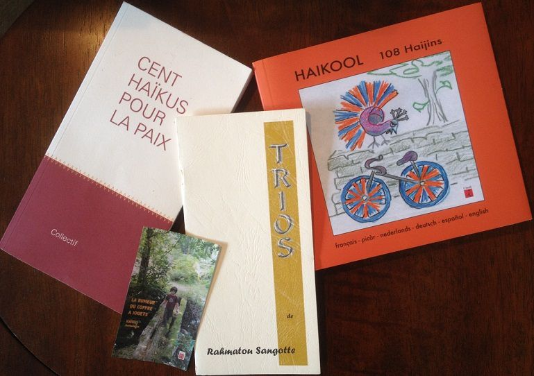 Dis-le en livres au Salon du Livre de Paris 2016 : un petit concours...
