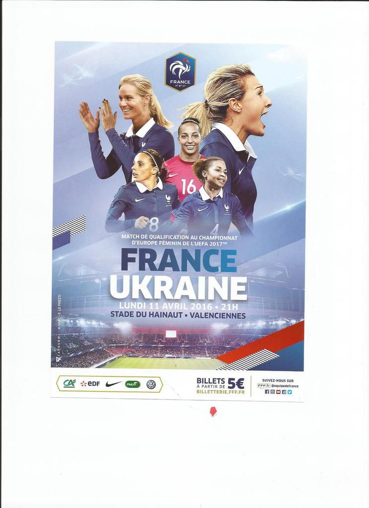 Arbitre rencontre france ukraine