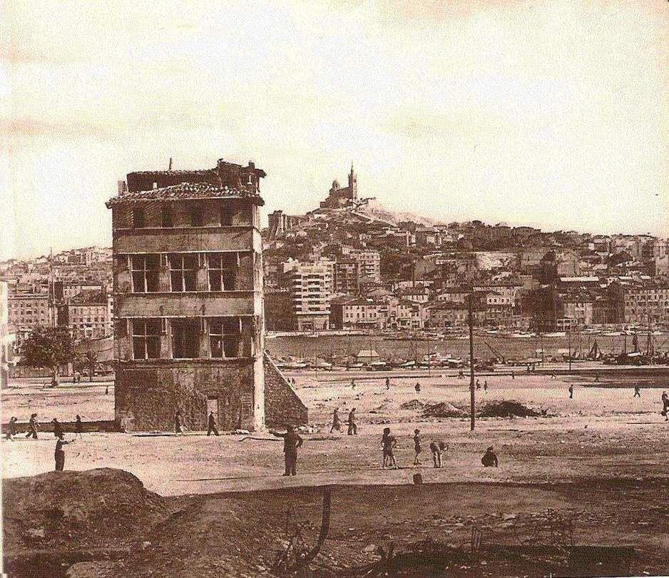 Histoire universelle de Marseille d'après Alèssi Dell'Umbria (Agone)