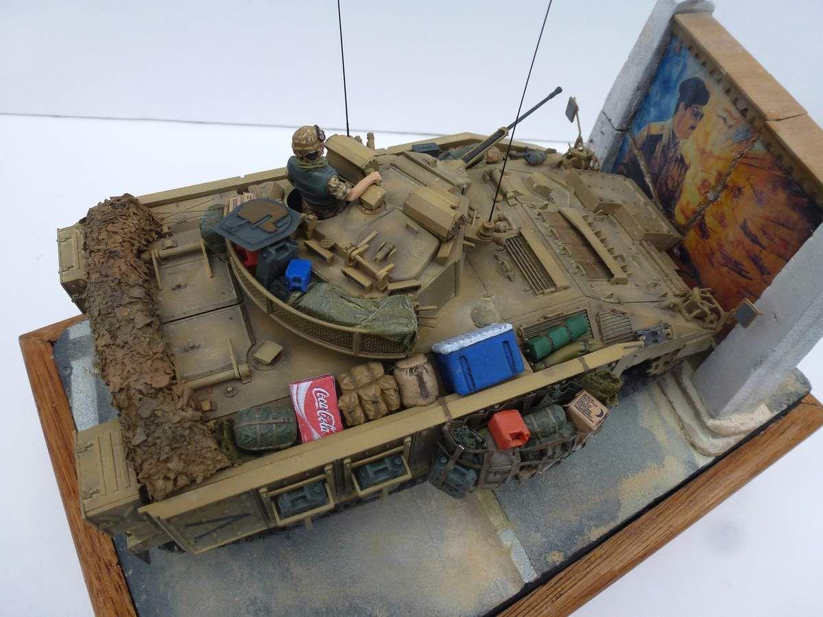 MCV Warrior - Irac 91