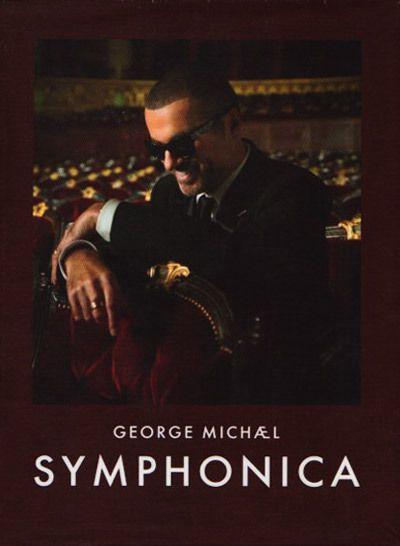 La couverture de Symphonica - George Michael - Deluxe Edition