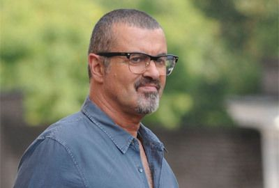 George Michael (Aout 2013)