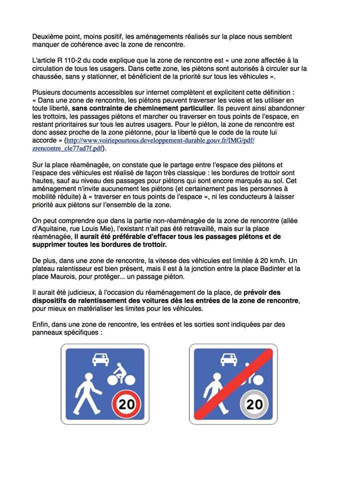 circulation zone de rencontre