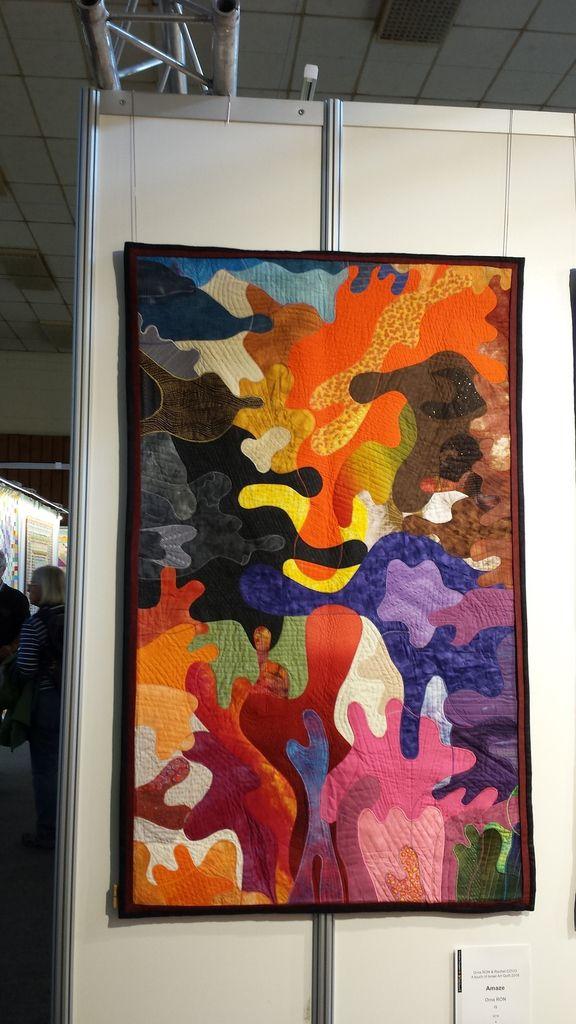 SMAM patchwork entre modernité et art textile dernière partie