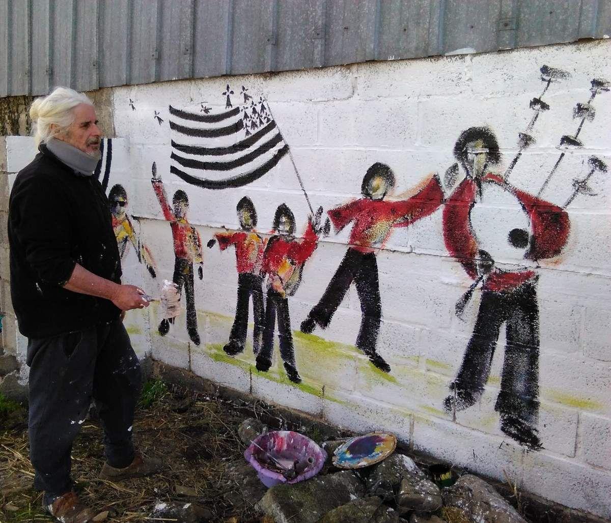campagne de fresques