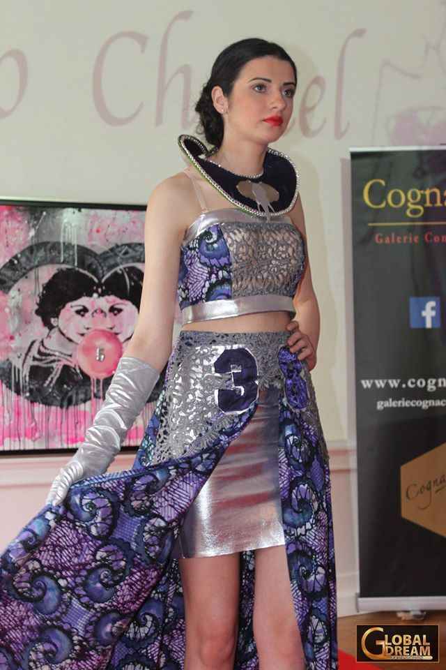 défilé Coco Chanel par la Fashion Nignt Couture