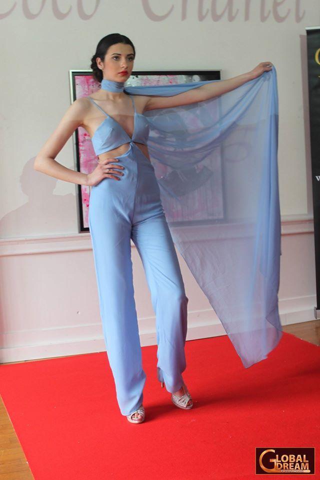 défilé Coco Chanel par la Fashion Nignt Couture