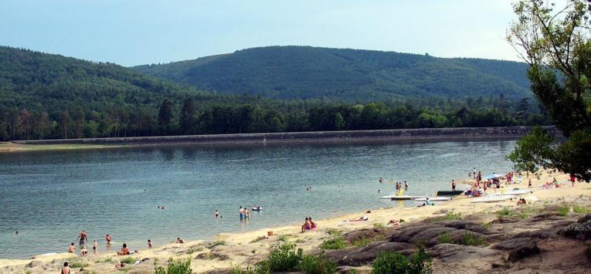 Lac de Saint Ferréol