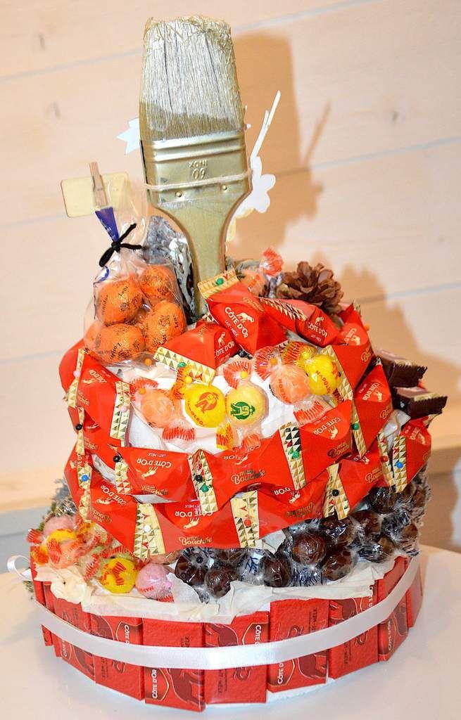 Un gâteau scrappé gourmand