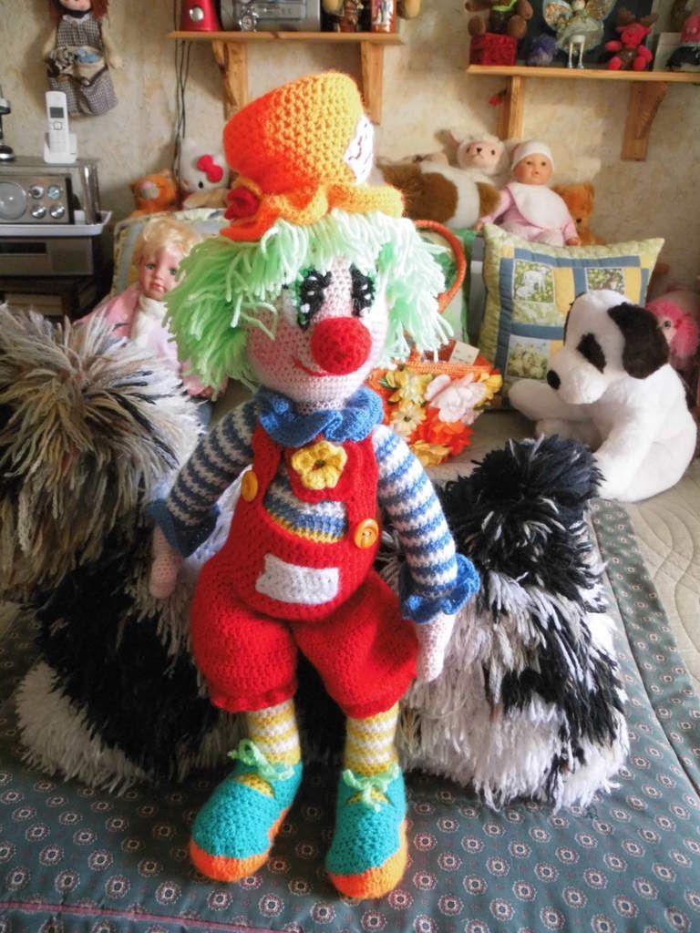 mon superbe clown