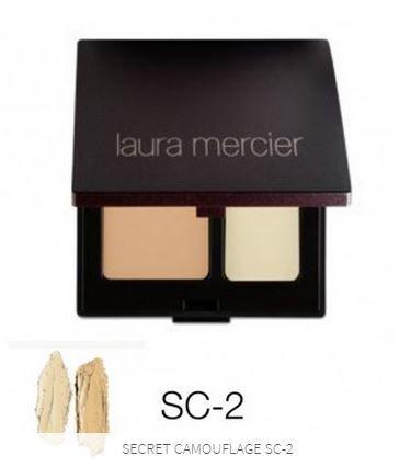 Le correcteur Secret Camouflage SC-2 de Laura Mercier