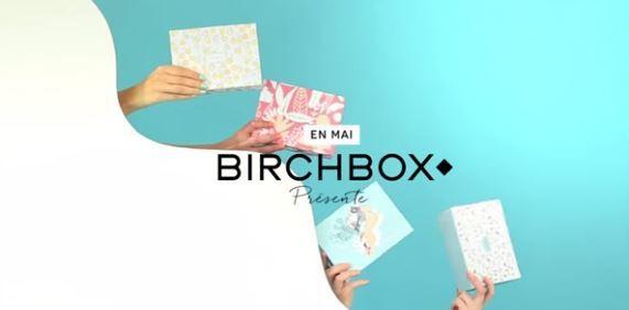 En Mai, Mon Joli Blog Beauté vous présente la Birchbox..du mois de Mai!!