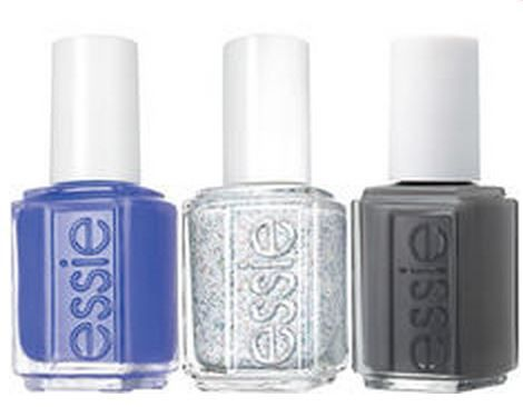 le trio de vernis Essie Fly in the Night à seulement 13.9 euros, soit + de 61% de réduction!!!