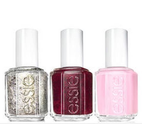 Le kit Pretty Princess de Essie à seulement 12,5 euros