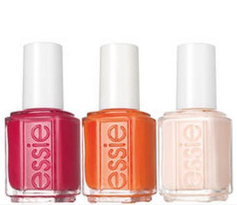 Le kit Summer Shades de Essie à 13,9 euros