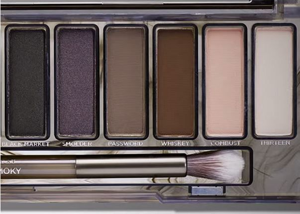 Urban Decay Naked Smoky: la nouvelle palette d'Urban Decay