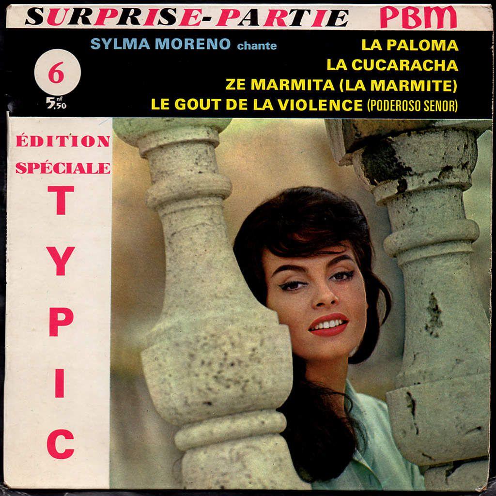 Sylma Moreno avec Luis Valino et son Orchestre-1961