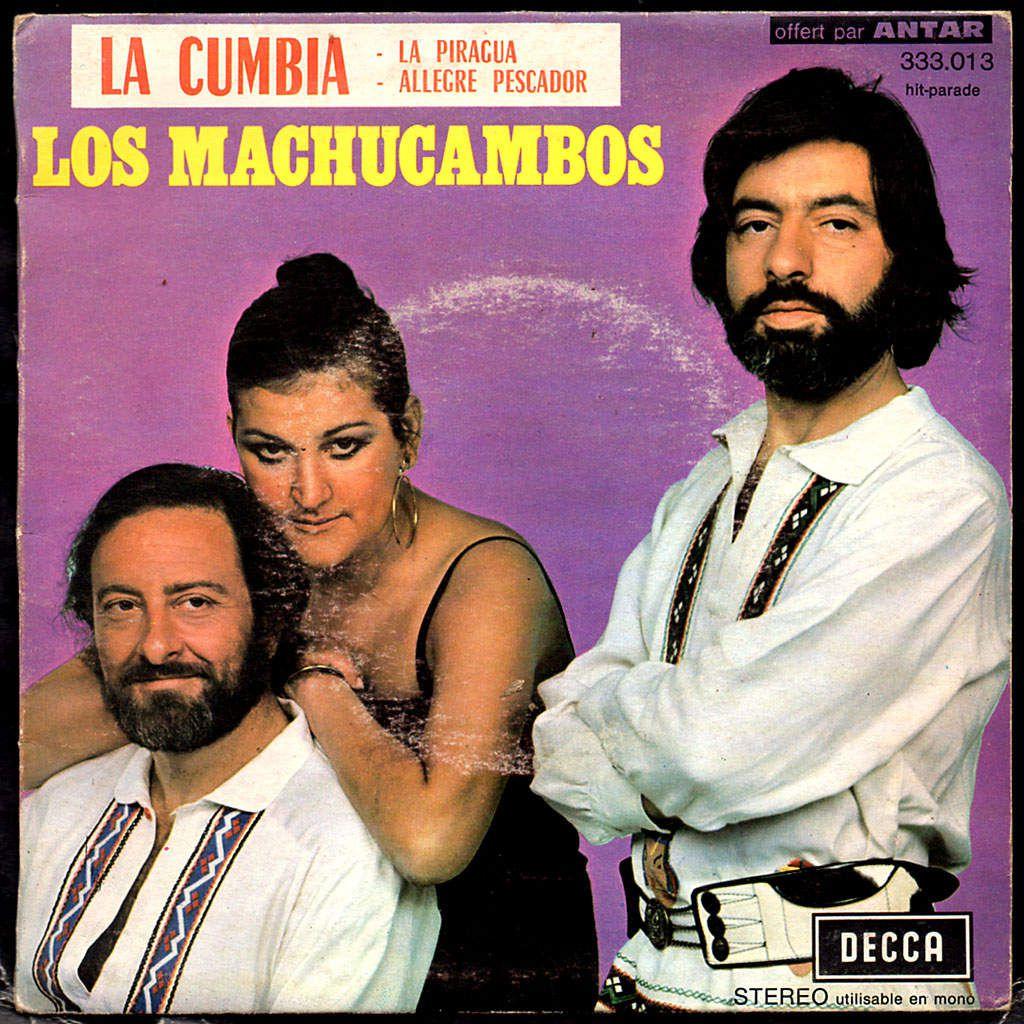 Los machucambos - la cumbia - 1971