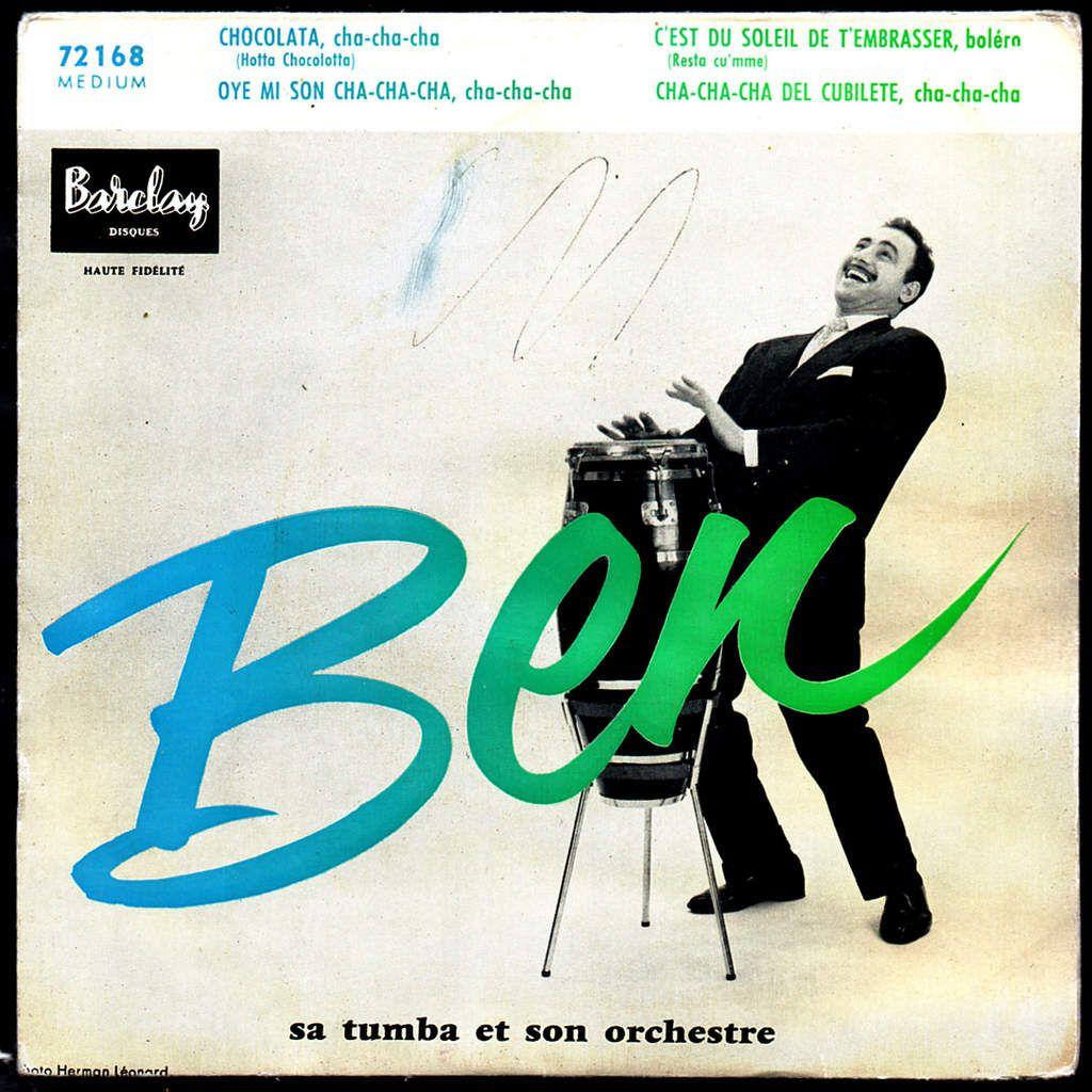 BEN  sa tumba et son orchestre - Chocolata - 1959
