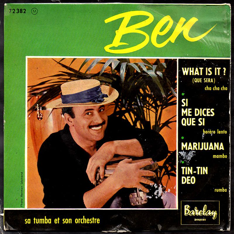 Ben sa tumba et son orchestre - What is it ? - 1960