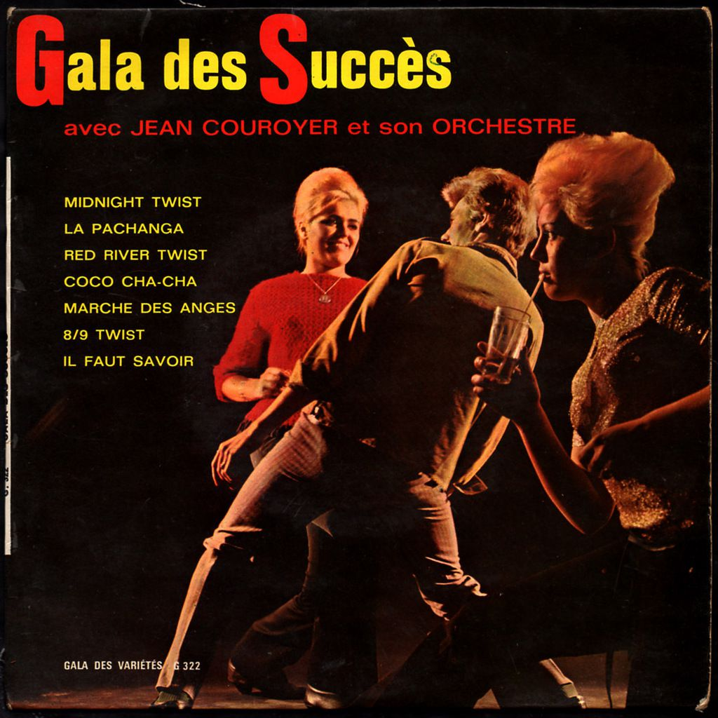 Jean Couroyer et son Orchestre - Coco cha-cha