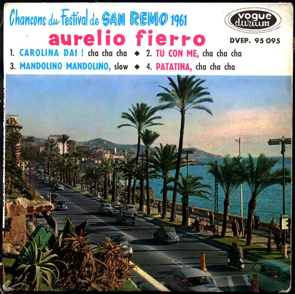 Aurelio Fierro - Patatina - 1961