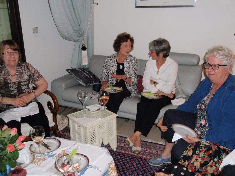 Photos : Franco-British Society - Nice juin/June 2016