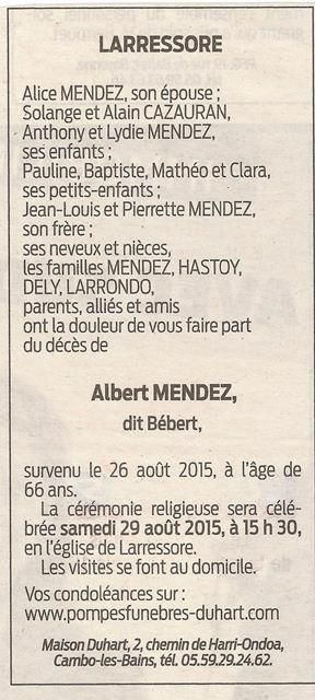 Source journal SUD OUEST
