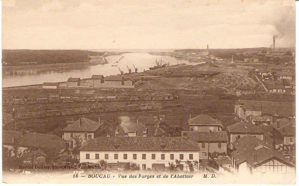 L'usine des Forges de l'Adour.