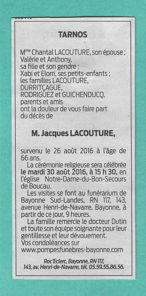 Source journal SUD-OUEST.