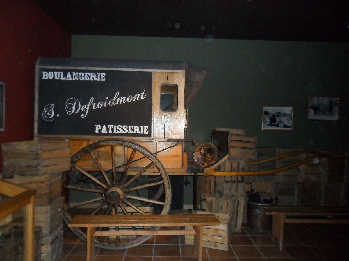 Visite de la chocolaterie Delfroidmont à Erezée