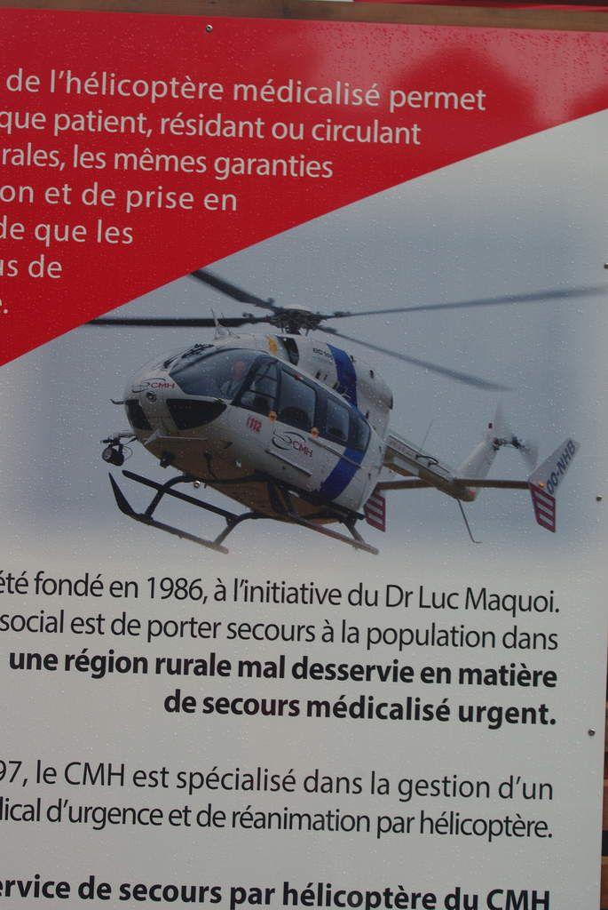 112 urgences... Hélico secours