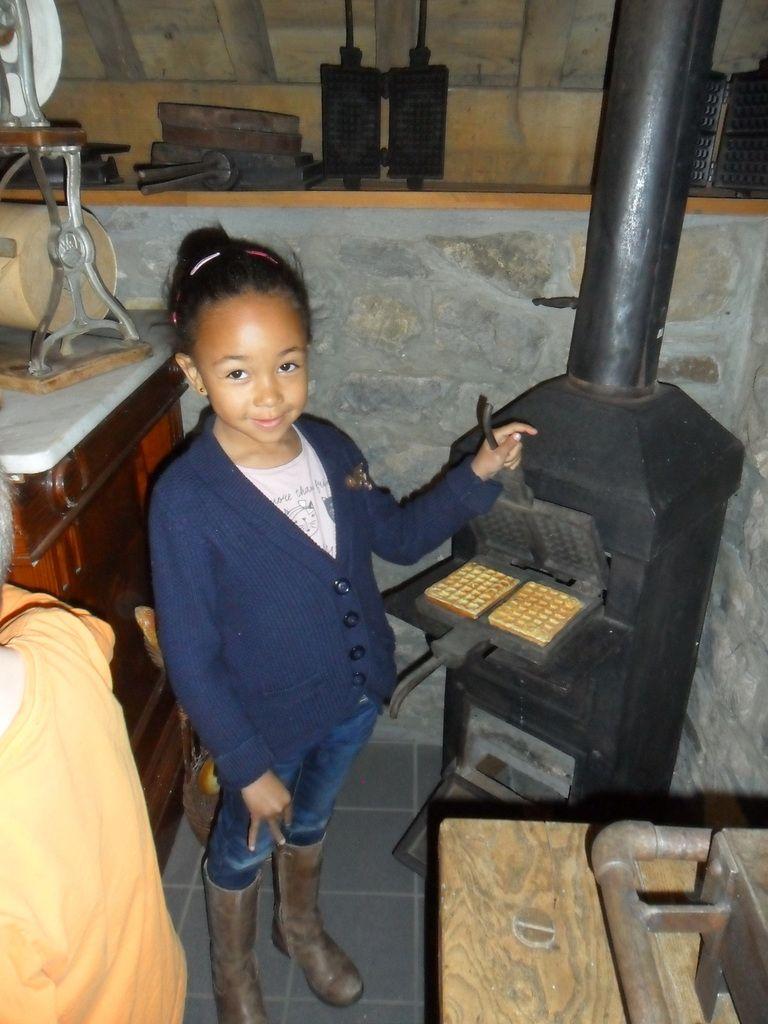 Visite de la boulangerie de Harzé M2 ,M3 , P1et P2