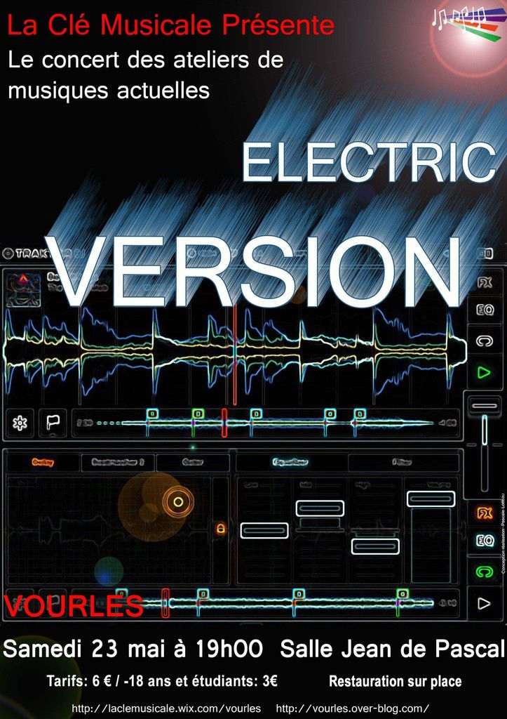 ELECTRIC VERSION 2015