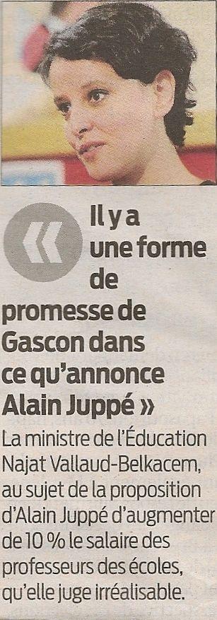 Promesse de Gascon