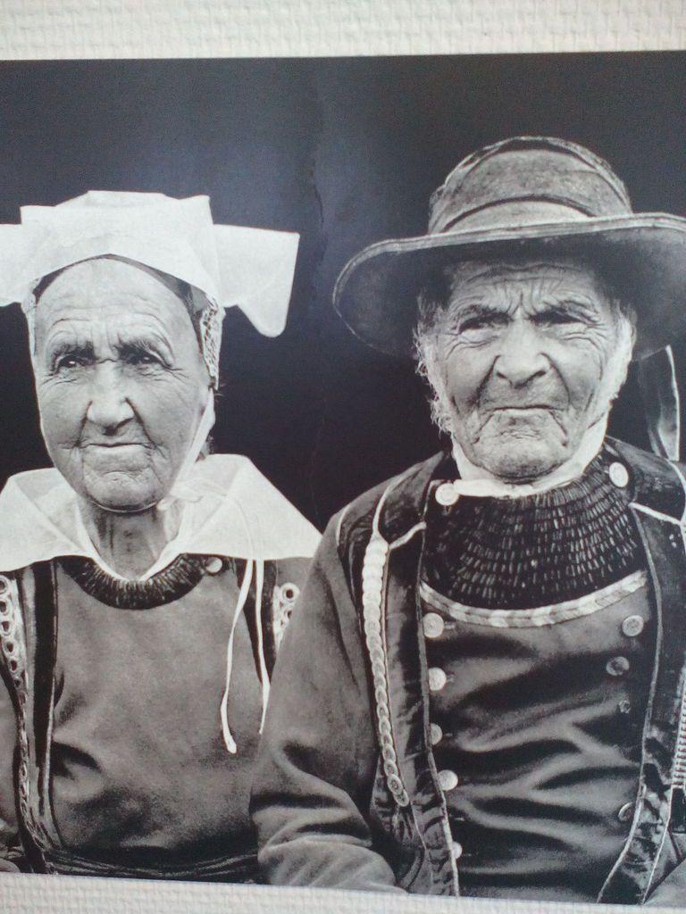 Un couple breton