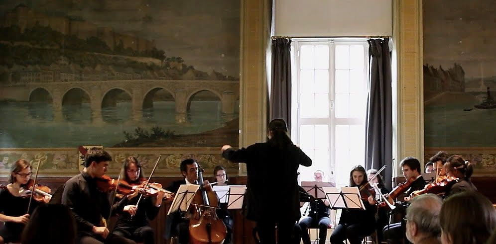 Orchestre Universitaire Paris Descartes