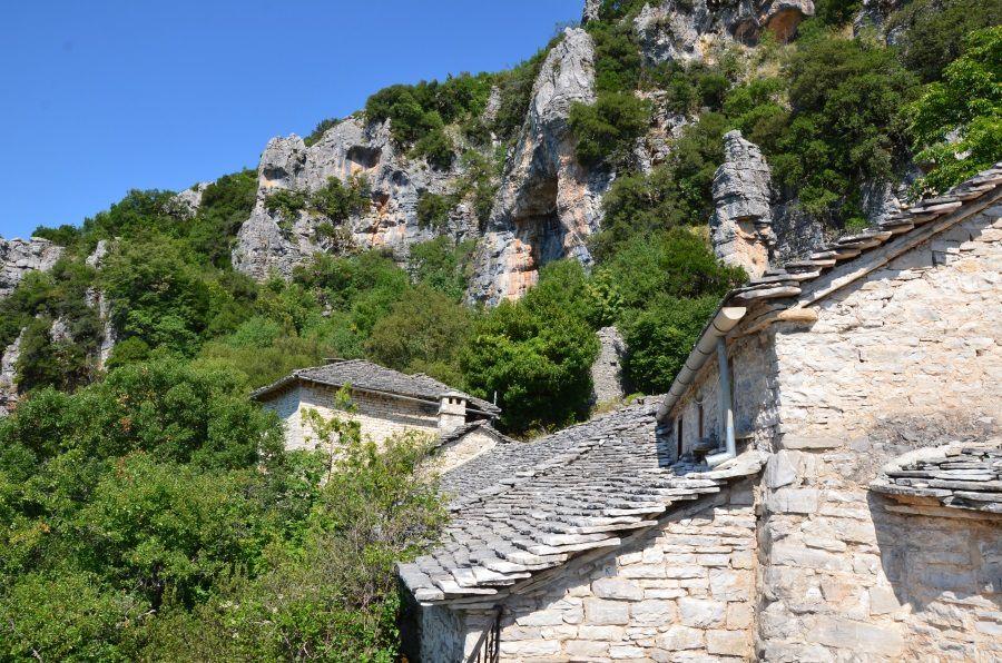 Monastère de Monodendri - Gorges de Vikos