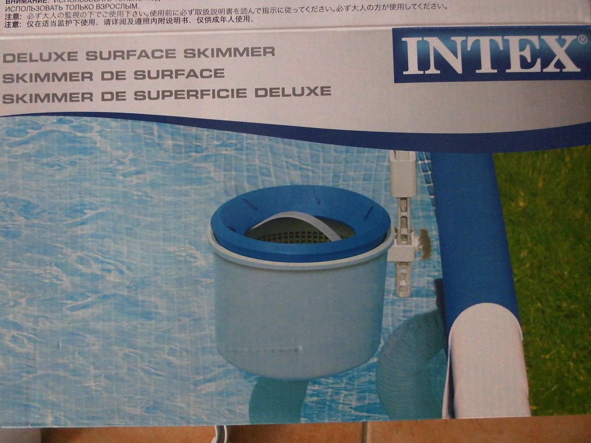 INTEX skimmer neuf  NON DISPONIBLE