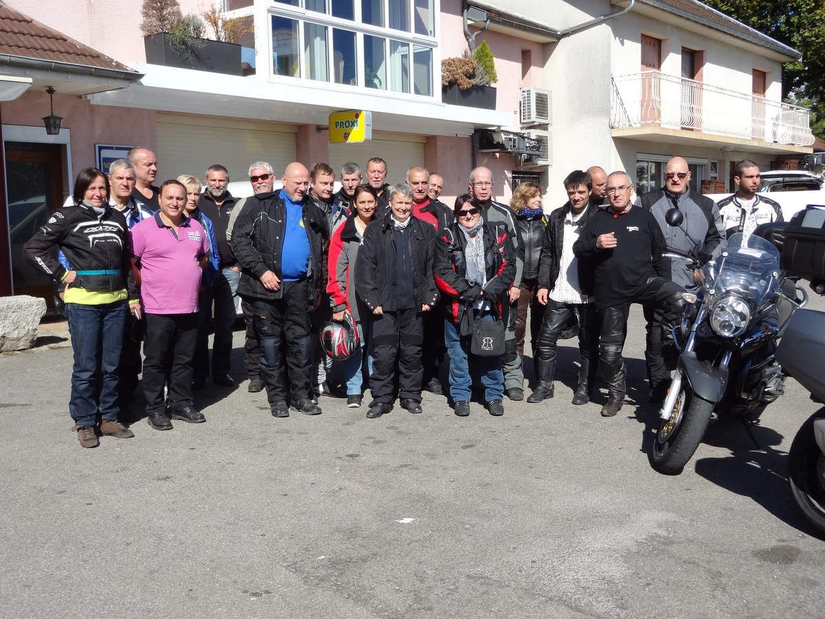 La derniere photo de groupe avant dislocation