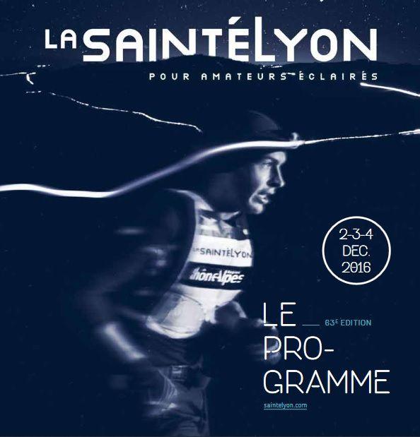 Préparation SaintéLyon 2016