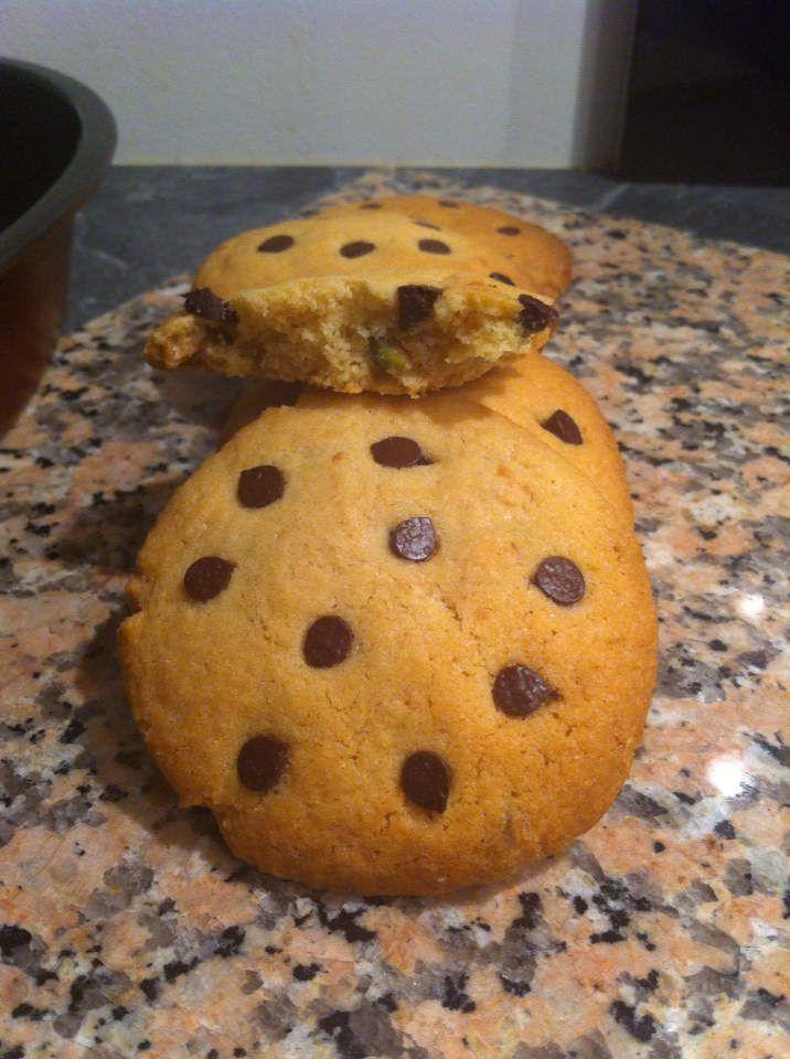 Cookies pistaches Choco