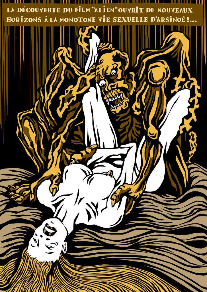 Dies Irae, autobiographie d'un criminologue chrétien, (48 planches), 2005