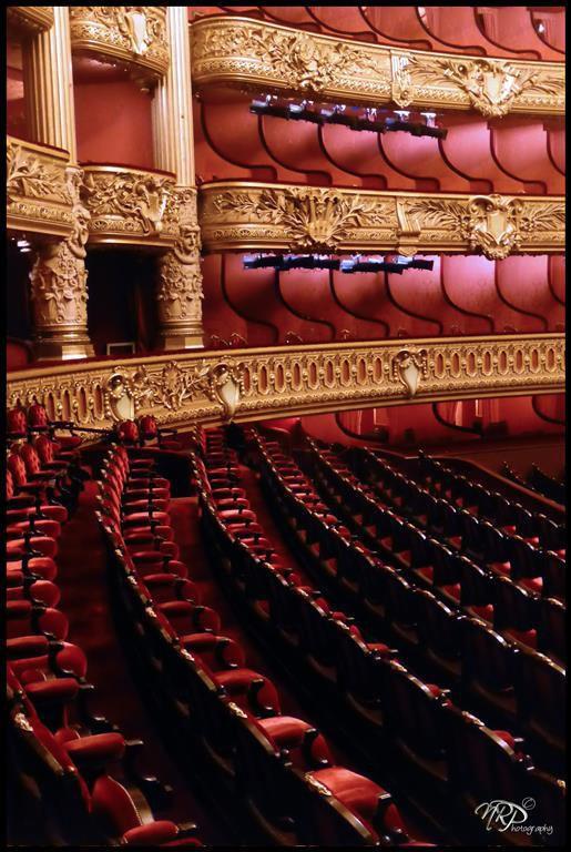 Opéra Garnier : prenez place...