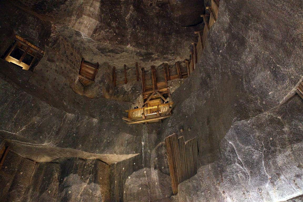 Mines de sel de Wielicska... fin