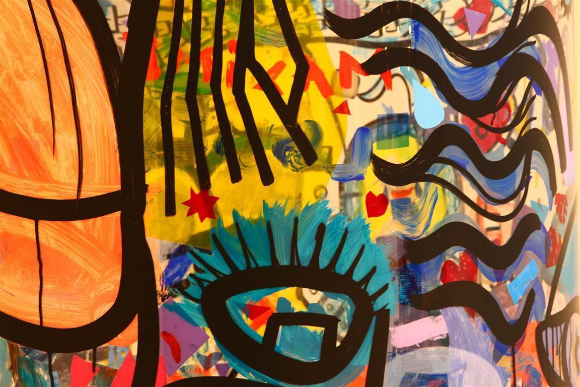 Un paint'tube d'aNa à Confluence