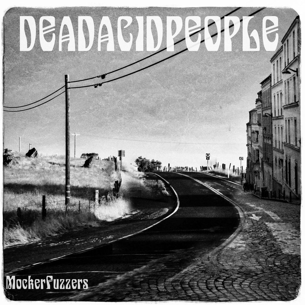 DEAD ACID PEOPLE-'Mocker Fuzzers'