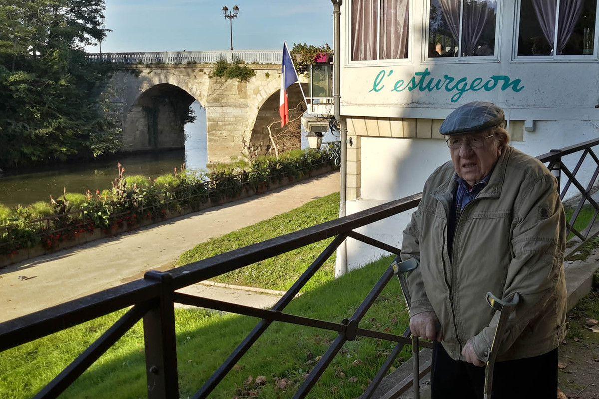 La Seine à Poissy
