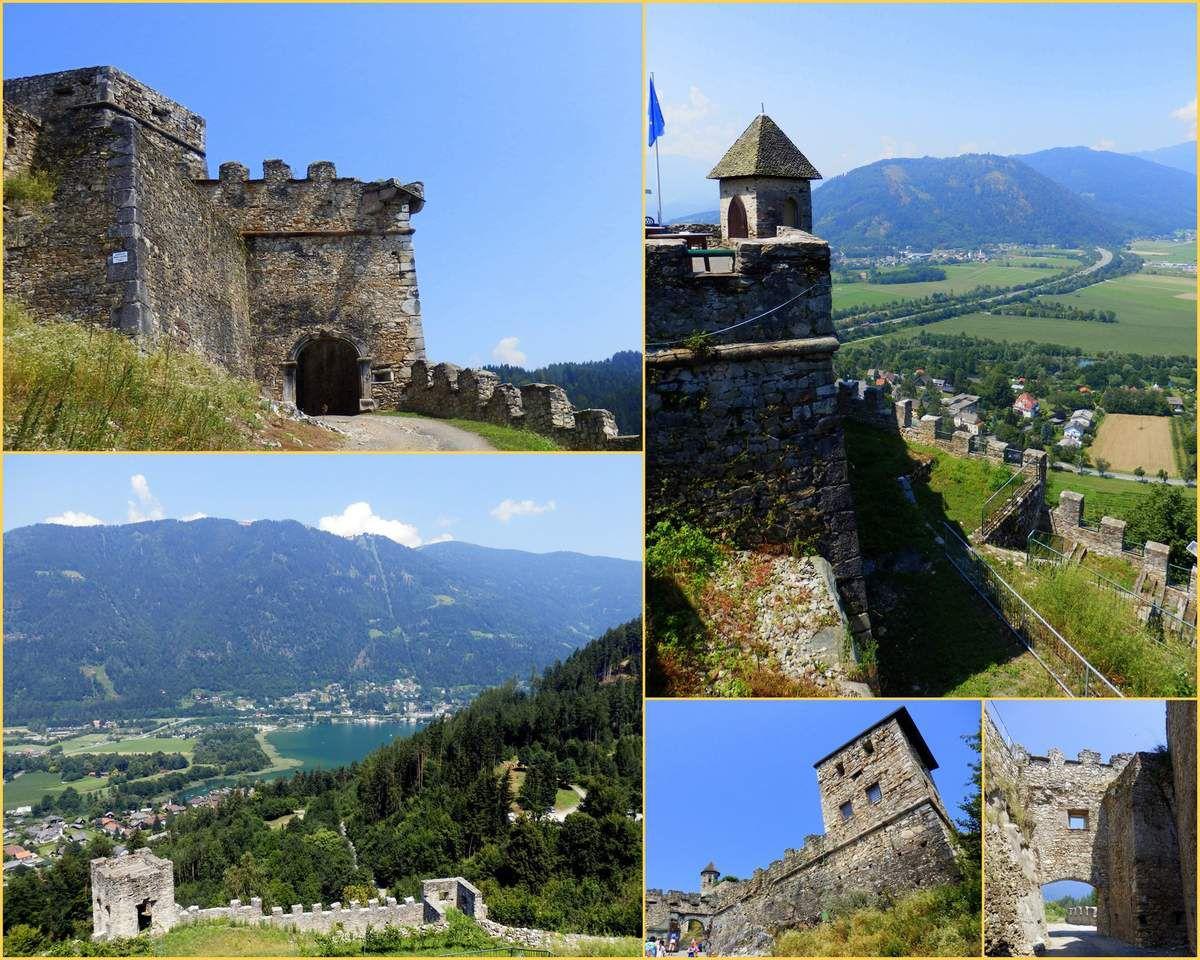 Un château et 3 Ave Maria