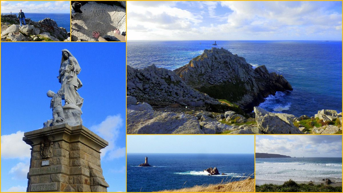 Direction : Pointe du Raz